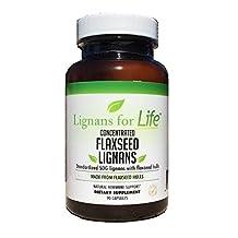 Flaxseed Lignan 26 mg