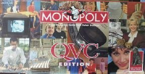 Monopoly QVC Edition Board Game