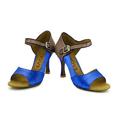 XIAMUO Anpassbare Frauen Beruf Tanz Schuhe, nackt, US 9 / EU 40/UK7/CN41