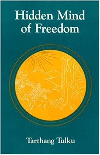 Hidden Mind of Freedom (Nyingma Psychology Series)