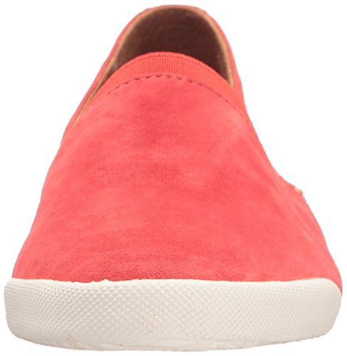 Freak Womens Melanie Slip-on Fashion Sneaker Coral