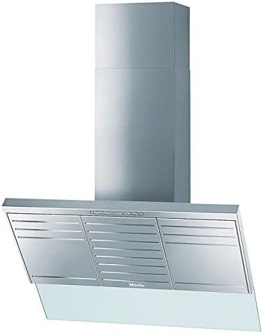 Miele: pared de decorativo de campana Da 489 – 4 Zenit Cristal Acero Inoxidable: Amazon.es: Grandes electrodomésticos