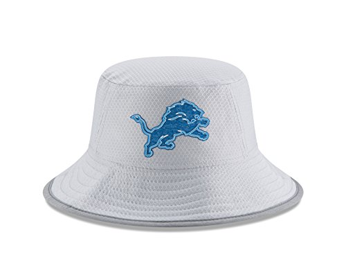 New Era Detroit Lions NFL 2018 Training Camp Sideline Bucket Hat - (Nfl Camp Shirt)