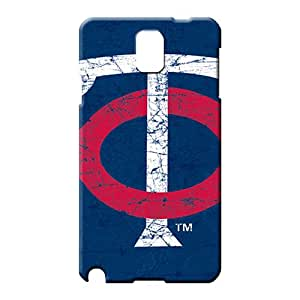 samsung note 3 Shock Absorbing Fashion High Quality phone case cell phone covers minnesota twins mlb baseball