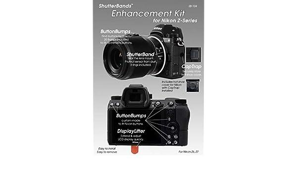 ShutterBands Enhancement Kit for Nikon Z-Series