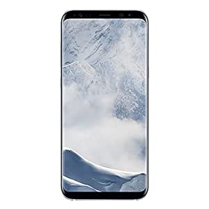 Samsung Galaxy S8+ G955U 64GB T-Mobile GSM Smartphone w/ 12MP Camera - Arctic Silver
