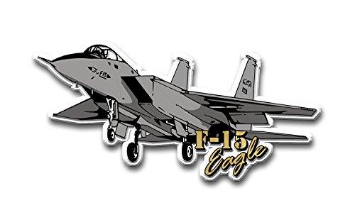 F-15 Jet Military Magnet ()