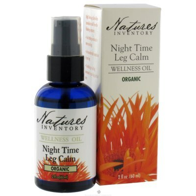 Nature's Inventory Night Time Leg Calm Wellness Oil