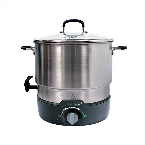 - Ball freshTECH Electric Water Bath Canner and Multi-Cooker