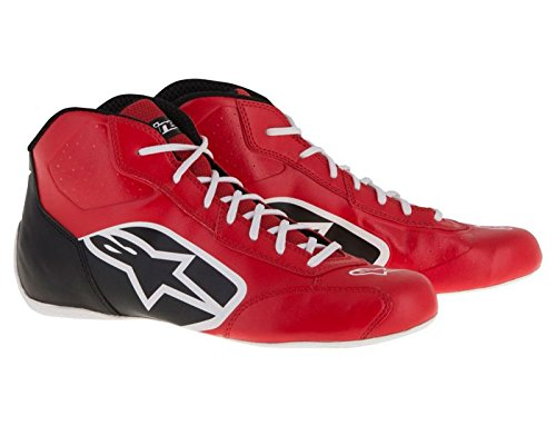 Price comparison product image Alpinestars Tech1 K Start Boot Red / Black / White UK 3.5 UK KART STORE