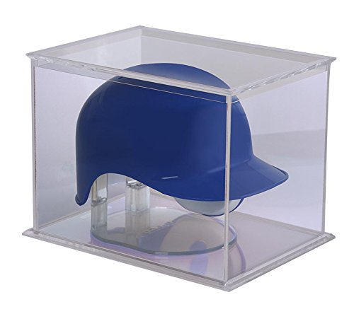(Ultra Pro Mini Helmet and Figurines Display Case)