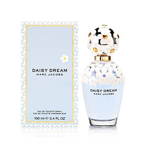 Marc Jacobs Daisy Dream Eau de Toilette Spray for Women, 3.4 Fl Oz