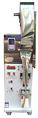 Full Automatic teabag machine Weight And Filling Packaging Machine Measuring packaging machine Spiral feeding machine sealing machine granule / powder / tea packing machine (Filling range:2-100g) by CGOLDENWALL (Image #2)