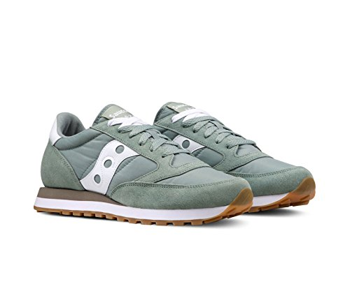 Sneakers Jazz Original Green, Mens.