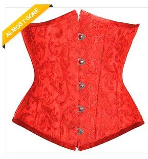 1b8d9291e7 Uniqus 2014 New Fashion Royal Shaper Push up Drawing Abdomen Waist Slimming  Shapewear 9427 Color Jacquard red Size M  Amazon.in  Clothing   Accessories