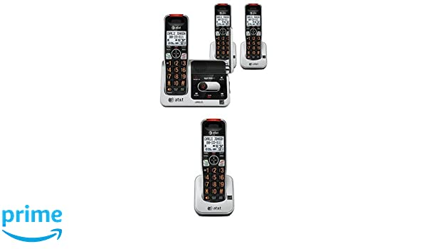 CRL81212 CRL82212 AT/&T DECT 6.0 Cordless Phone Handset for CRL81112 CRL82312