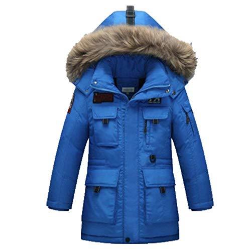 Winter De Chaqueta Invierno Abr Dchen Hombres Adelina Blau Engrosada Unisex Abajo qtfwB6R