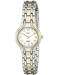 Women's T27191 Linwood Street Two-Tone Stainless Steel Bracelet Watch