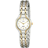 Women's T27191 Elevated Classics Sport-Chic Two-Tone Bracelet Watch
