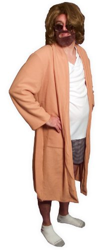 Dude Lebowski Costume The Big (InCogneato Big Lebowski The Dude Bath Robe)