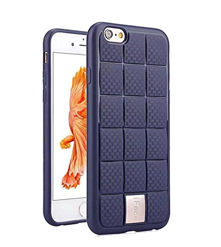 big sale 4590e ad9f9 iFace Square Case for iPhone 6 Plus / 6s Plus (Blue)