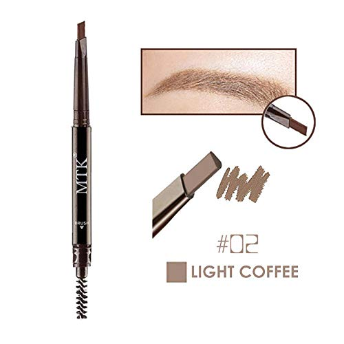 Eye Brow Tint Cosmetics Eyebrow Enhancer Paint Tattoo Eyebrow Pencil Waterproof Black Brown Makeup Eyebrow Shadow Pencil 2