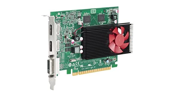 Amazon.com: HP Inc. AMD R9 350 (Barfish) Full Height PCIe x ...