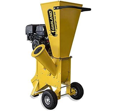 Biotrituradora a gasolina Garland Chipper 790 QG-V19: Amazon.es: Bricolaje y herramientas
