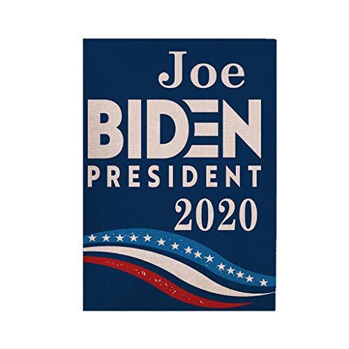 Happy Biden supporter