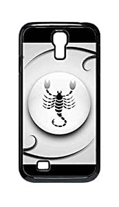 Cool Painting scorpio Snap-on Hard Back Case Cover Shell for Samsung GALAXY S4 I9500 I9502 I9508 I959 -246