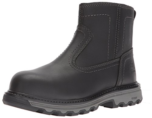 Image of the Caterpillar Women's Fragment Nano Toe/Black Industrial & Construction Shoe, 7 M US