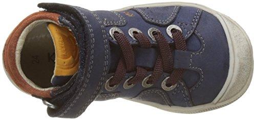 Kickers Iguane - Zapatillas Niños azul (Marine)