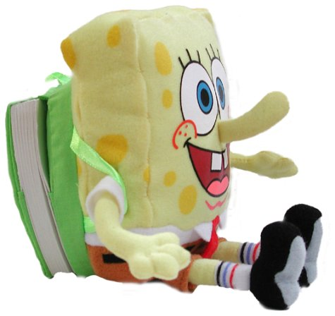 SpongeBob's Backpack Book