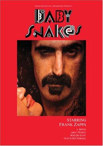 DVD : Frank Zappa - Baby Snakes