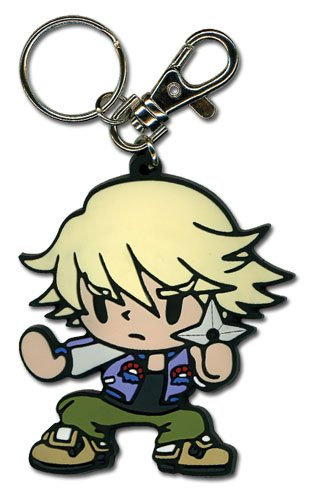 Great Eastern Entertainment Tiger /& Bunny Ivan SD PVC Keychain Great Eastern Entertainment Inc 36575