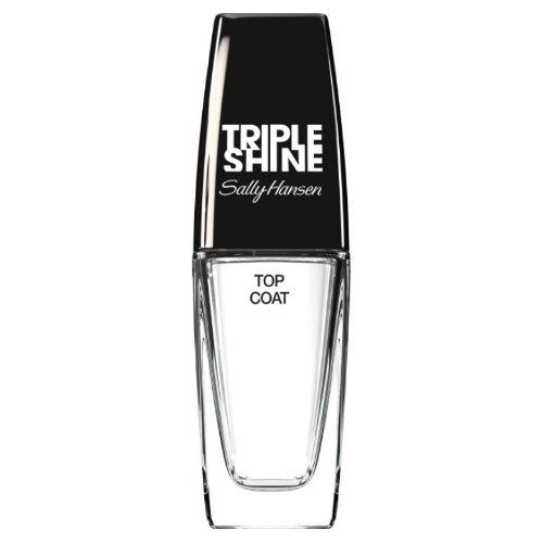 Sally Hansen Triple Shine Top Coat 0.33oz (Defense Top Coat)