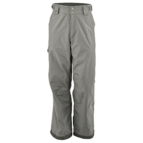 White Sierra Soquel Pants with 32' Inseam, Castle Rock, X-Large ()