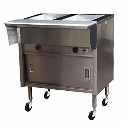 Amazoncom Electric Steam Tables Eagle PHTCB Well - 2 well steam table
