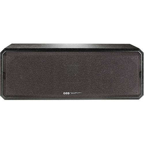BIC AMERICA DV-52CLRB 5 1/4'' 2-Way Center Channel Speaker (BIC AMERICA DV52CLRB) by BIC America