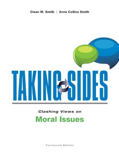Clashing Views on Moral Issues: