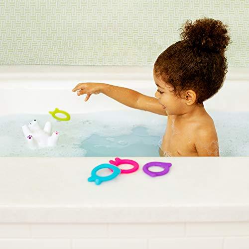 41Z9WBY2IsL - Munchkin Arctic Polar Bear Bath Toy