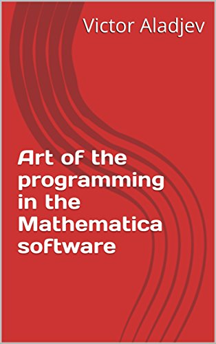 programming with mathematica - 5