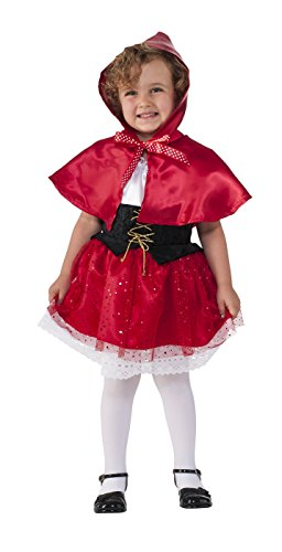 Rubie's Lil' Red Riding Hood Child's Costume, Toddler