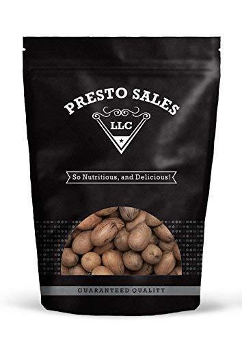 Pecans, Crispy and Fresh Fancy in shell (2 lbs.) by Presto Sales LLC ()