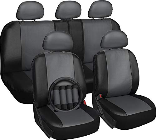 09 impala leather seat covers - 1