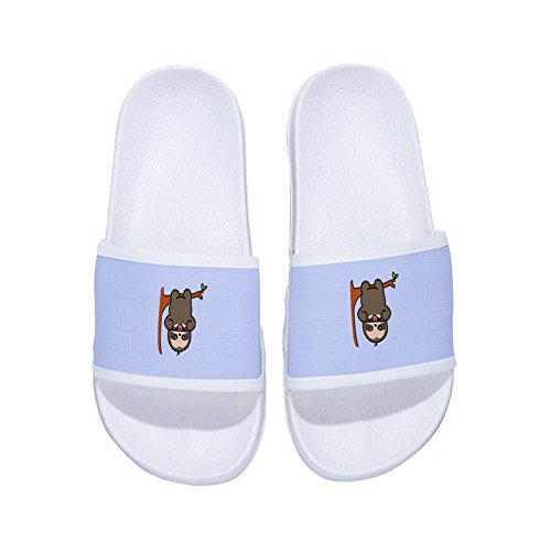 Ron Kite Sandals for Boys Girls Beach Sandals Indoor Floor Slipper(Little Kid/Big Kid) by Ron Kite