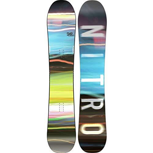Nitro SMP Snowboard One Color, 158cm