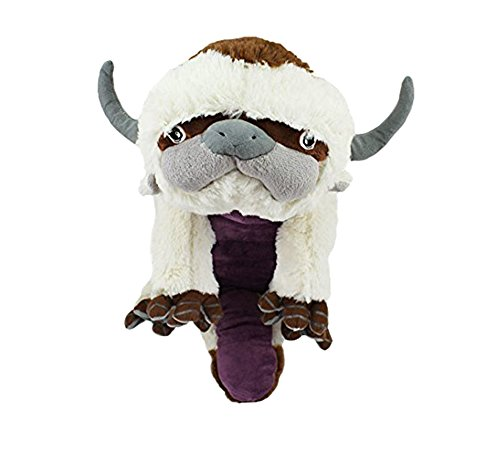 "Large Appa Plush Avatar Jumbo _ 20"" inches Last Airbender Doll _ M.star.S"