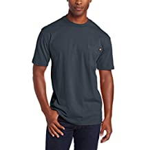 Dickies Men's Big-Tall Heavyweight Crew Neck Short Sleeve Tee