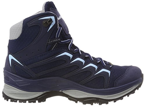 Hautes Randonnée Chaussures Blu 5 EU Femme 36 Navy Multicolore GTX WS Lowa Innox 6917 Chiaro Mid de PqY00I
